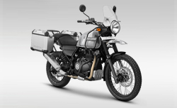 Royal Enfield Himalayan Sleet Compare